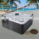6 people factory hot selling USA balboa hot tub spa RSM2222M whirlpool outdoor massage spa
