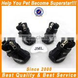 JML manufacturer hot sale mesh fabric breathable dog wearing shoes for walking dog shoes and boots