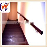 Design steel stair hand railing for commercial building