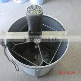 top quality stainless steel used manual honey extractor for beekeeping equipment honey extractor