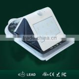 IP65 waterproof SMD2835 led solar led wall light outdoor landscape decoration Unique patent design