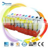 ink cartridge for canon pro-10, pgi-72 cartridge 10 color sell empty or with high quality ink