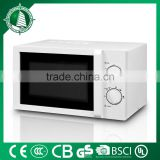 2016 mechanical microwave oven with plastic defrost tray high efficiency made in china