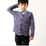 Wholesale Knitting/Knitted Kids Clothes Boys Clothing for Winter