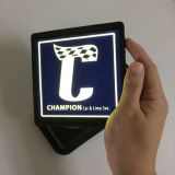 LED panel kit, led backlit car sticker will help your passengers identify you quickly