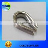Various wire rope thimbles,stainless steel thimbles