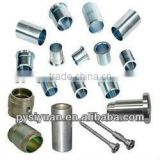 CNC machining all size bolts screws stainless steel/brass/zinc plated hardware