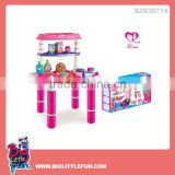 Pretend play set baby shower doll game toy