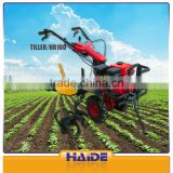 Air Cooling Diesel Tiller Tilling Machine for Agriculture Farm Use, HR100 implements for cultivator