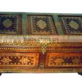 Brass inlay hand carved wooden boxes, hand carved wooden boxes, decorative carved wooden boxes, wooden craft box,