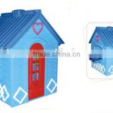 Blue kids plastic play house for sale