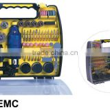 158pcs 12V electric mini grinder rotary tool and accessories set(with GS/CE/EMC certification)