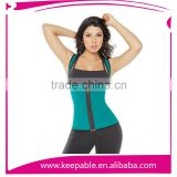 China wholesale Women and men Slimming Body Shaper hot sell fast slimming cincher Vest Corset burn fat