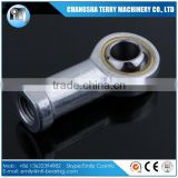 SI 5E Oil- lubricating female aluminum rod end bearing