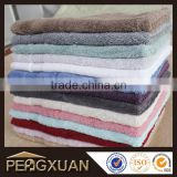 Good absorb water soft 100% cotton towels bath set luxury hotel