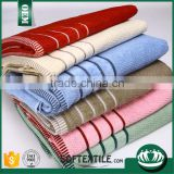 High quality ring spun absoption 100%cotton lot bath towel
