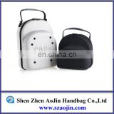 2017 shenzhen fashion style smart black white custom EVA bag