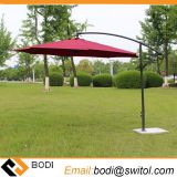 2.7 Meter Steel Iron Promotion Patio Sun Umbrella Garden Parasol Sunshade Outdoor Furniture Covers