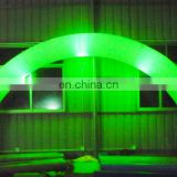 hot sale plastic arch support/wedding flower arch/christmas light led lights arch lights