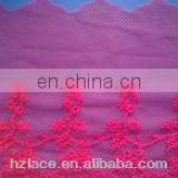 2014 latest Chinese style embroidery lace