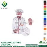 Children Chef Dress Up Cook Role Play Costume Set