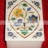Decorative Marble Inlay Box, Corporate Gift