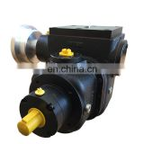 Durable polyol metering pump for injection equipment
