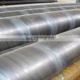 Real spiral welded steel pipe/tube4 from china professional manufacturer