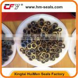 Bonded Oil Seal Kit Piston Seal For Excavator Attachment