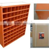 Knock-Down Colorful 0.7mm High Quality Steel Files Storage Cabinet/Office Metal Pigeon Hole /Pigeon Hole Rack (DL-P40 )