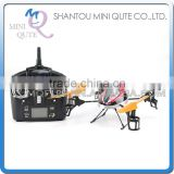 Mini Qute RC remote control flying Helicopter Quadcopter 2.4 Channel 3D tumbling Educational electronic toy NO.V212