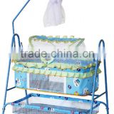 New Design New Born Baby Cot Bed, for kids with Nets BM6A362