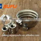 Heater/heating band/heating ring barrel ceramic band heater