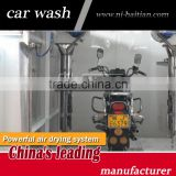 Galvanized steel Material motorcycle Washer Type with good quality, motorcyce wash machine