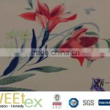 THE BEAUTIFUL DIGITAL PRINTING FABRIC VISCOSE AND RAYON PRINTING CREPE FABRIC 120D*26S FLOWER                                                                                         Most Popular