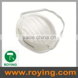 disposable half face mask , dust proof respirator mask