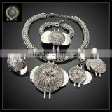 New Arrival 4pcs/set jewelry set,Party Jewelry set for woman'dress AHK693