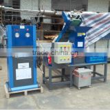 Lithium battery Shredder, lead acid battery two Shaft Shreddering &recycling machines plant