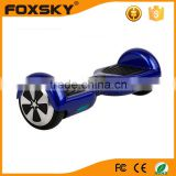 High Quality 2 Wheel Self Balance Electric Scooter Manufacturer with Samsung battery and bluetooth speaker