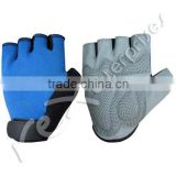 Half Finger Cycling Gloves,Cycling Gloves,Bike Gloves,Blue Black Grey Color Gloves,Sports Gloves,Custom Bike Gloves