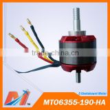 Maytech Bicycle Electric Motor Engine 6355 190 KV with Hall Sensor
