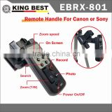 KING BEST new and hot product 2016 Remote Control for sony cameras Video Camera Camcorder Remote Controls
