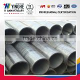 High quality ERW square steel pipe/Square steel tube with low price/Manufacture 2.5 inch