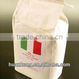 Food grade paper bags for packing 10kg flour/paper packaging bags/wholesale flour bags manufacturer