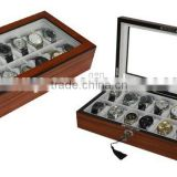 Factory Personalized Leather 12 Watches Display Box                                                                         Quality Choice