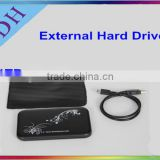 USB 3.0 HDD Hard Disk Drive External Enclosure 2.5 Inch SATA Case Box Shell with a 1tb hard disk drive