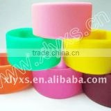 OEM Christian Silicone Bracelets / Colorful Rubber Band / Rainbow Rubber Band