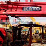 USED KATO 25 TON ROUGH TERRAIN CRANE JAPAN