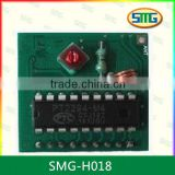SMG-H018 PT2294-M4 receiver module,wireless transmitter and receiver module , 433mhz rf receiver module 5V