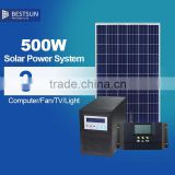 solar electric systems 500w wind and solar power hybrid system solar and wind energy systems